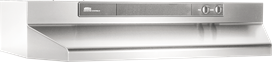 "30"" 220 CFM Stainless Steel Under Cabinet Range Hood"