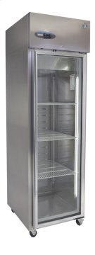 Freezer, Single Section Upright, Full Glass Door Product Image