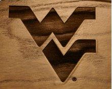 West Virginia Rocker with Laser Engraved Logo