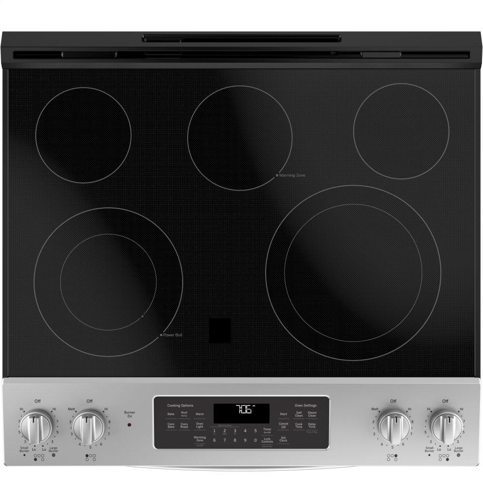 Ge 30 Slide In Electric Convection Range