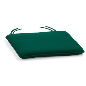 Adirondack Chair Cushion - Canvas Hunter Green
