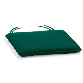 Adirondack Chair Cushion - Canvas Hunter Green