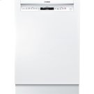24' Recessed Handle Dishwasher 800 Plus Series- White Product Image