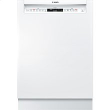24' Recessed Handle Dishwasher 800 Plus Series- White