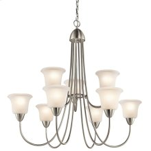 Nicholson Collection Chandelier 9Lt NI