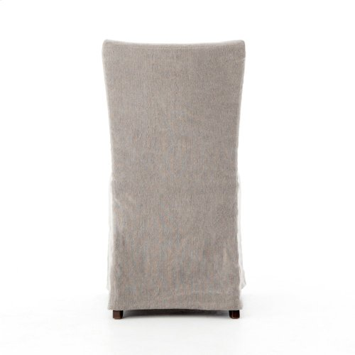 Heather Twill Carbon Cover Vista Dining Chair