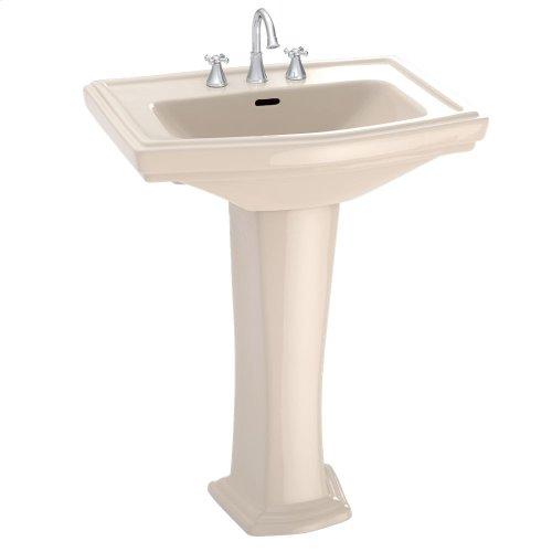 Clayton® Pedestal Lavatory - Bone