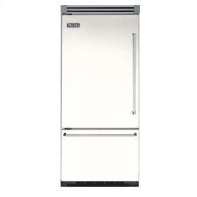 "Cotton White 36"" Bottom-Mount Refrigerator/Freezer - VIBB (Left Hinge Door)"