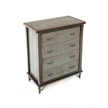 Hill Country 4 Drawer Chest