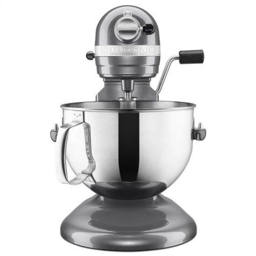 KitchenAid® Pro 600 Series 6 Quart Bowl-Lift Stand Mixer - Liquid Graphite