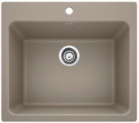 Blanco Liven Laundry Sink - Truffle