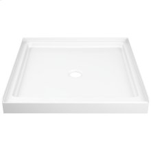 "White ProCrylic 36"" x 36"" Shower Base"