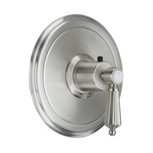 "San Clemente Styletherm (R) 3/4"" Thermostatic Trim Only - Satin Nickel"
