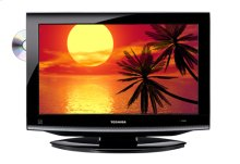 "Toshiba 19CV100U - 19"" class 720p 60Hz TV/DVD Combo"
