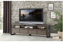 "76"" TV Stand with 4 Drawers"