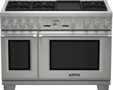 48-Inch Pro Grand Commercial Depth All Gas Range PRG486JDG