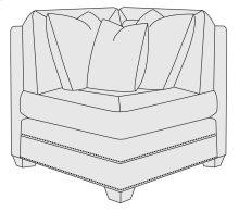 Grandview Corner Chair in Mocha (751)
