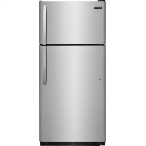 Crosley Top Mount Refrigerator - Stainless - STAINLESS