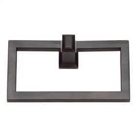 Sutton Place Bath Towel Ring - Venetian Bronze