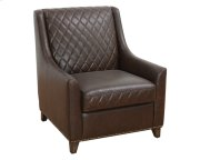 Bergamo Armchair - Brown Product Image
