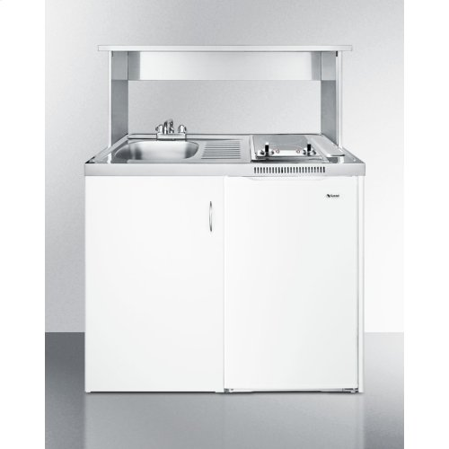 Stainless Steel Appliance C301 Combination Kitchens