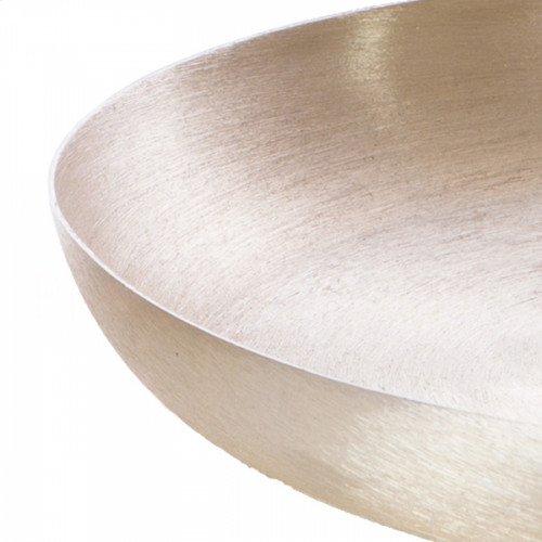 Brushed Gold Platters