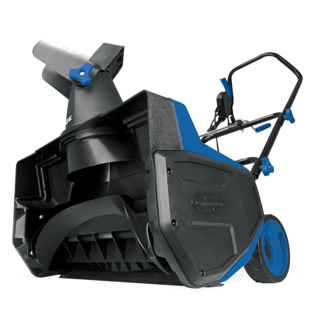 Snow Joe SJ617E Electric Single Stage Snow Thrower  18-Inch  12 Amp Motor