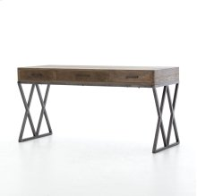 Light Grey Oak Finish Sampson Desk