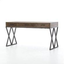 Light Grey Oak Finish Sampson Desk
