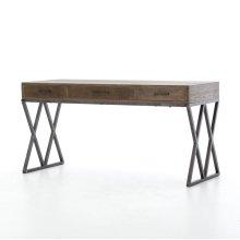 Sampson Desk-light Grey Oak