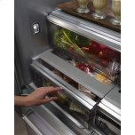 "KitchenAid Kitchenaid® 24.2 Cu. Ft. 42"" Width Built-In Stainless French Door Refrigerator With Platinum Interior Design - Stainless Steel"