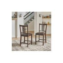 SPLATBACK STOOL UPH SEAT