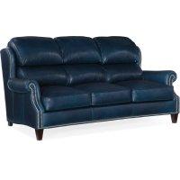 Bradington Young Taylor Stationary Sofa 8-Way Hand Tie 514-95 Product Image