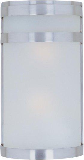 Arc 2-Light Outdoor Wall Lantern