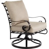 Mini Swivel Rocker Lounge Chair