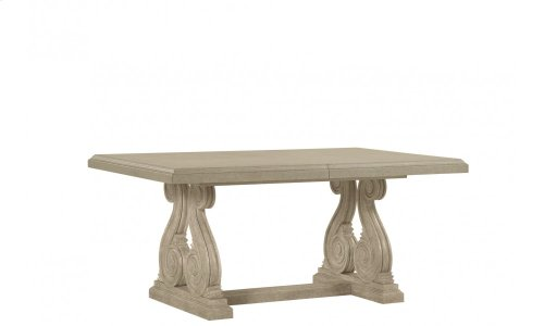 Arch. Salvage Rectangular Dining Table