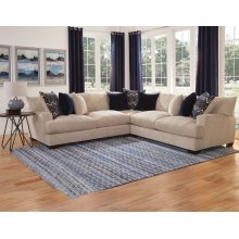 "Gramercy Right Arm Sofa 71""x42""x38"""