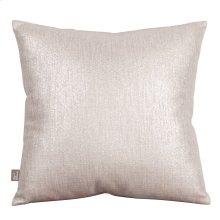 "20"" x 20"" Pillow Glam Sand"