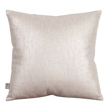 "20"" x 20"" Pillow Glam Sand"