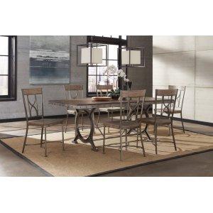 Hillsdale FurniturePaddock 7-piece Rectangle Dining Set