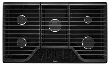 36 inch 5 Burner Gas Cooktop with Fifth Burner