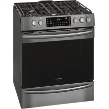 Frigidaire Gallery 30'' Front Control Gas Range with Air Fry