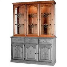 Bitterroot Display Hutch Top