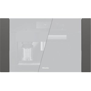 """MieleTrim kit for 30"""" niche for installation of a coffee machine/microwave oven with 24"""" width x 18"""" height"""