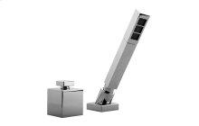 Structure Deck-Mounted Handshower & Diverter Set
