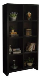 Urban Loft 8 Cubicle Bookcase Product Image