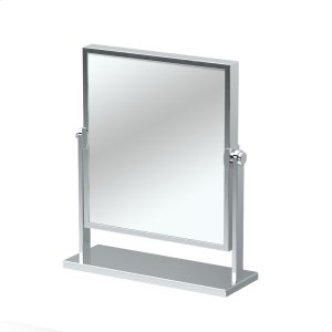 Table Mirror #3 in Chrome Product Image