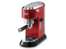 De'Longhi Dedica Manual Espresso Machine - EC 680 - Red