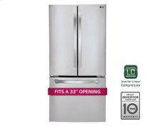 Ultra Capacity 3 Door French Door Refrigerator