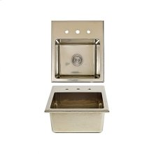 Bay Sink - SK660 Silicon Bronze Brushed